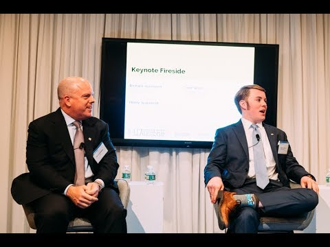 """Out Leadership and PwC present """"Out to Succeed"""" - Richard and Henry Jeanneret"""
