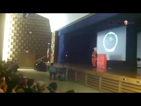 Shen's Okte Elementary School's Lip Synch fundraiser at High School West