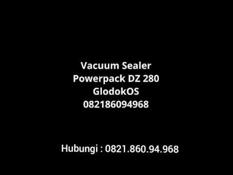 Mesin Vacuum / vacum Sealer Dz 280