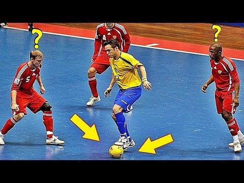 كرة قدم الصالات ● أفضل المهارات و الأهداف السحرية | HD