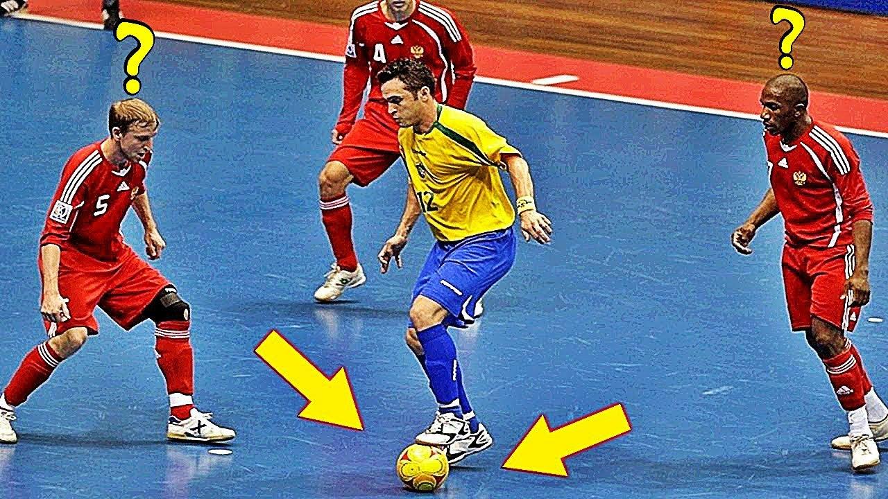 مهارات كرة قدم الصالات