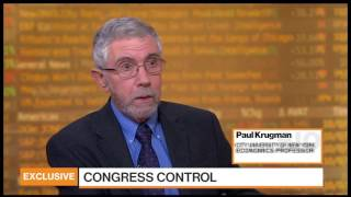 Nobel-Winning Economist Says U.S. Is 'Perilously Close' to Failed State