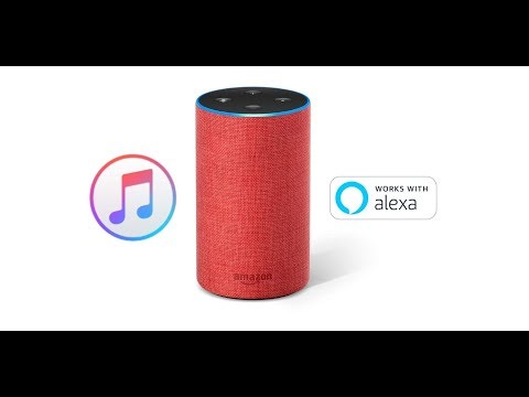 How to play my itunes on amazon echo