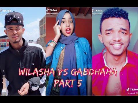 WIILASHA Vs GABDHAHA: 2019 SOMALI TIKTOK CHALLENGE YAA KULEH(SOMALI BOYS Vs SOMALI GIRLS)PART 9