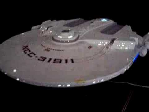 Star Trek Deep Space Nine USS Saratoga model replica