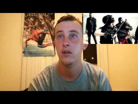 Radioactive   Lindsey Stirling and Pentatonix Imagine Dragons Cover REACTION mp4