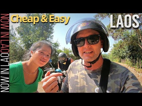 Travelling Laos is