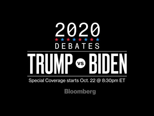 LIVE: Final Presidential Debate with Trump, Biden