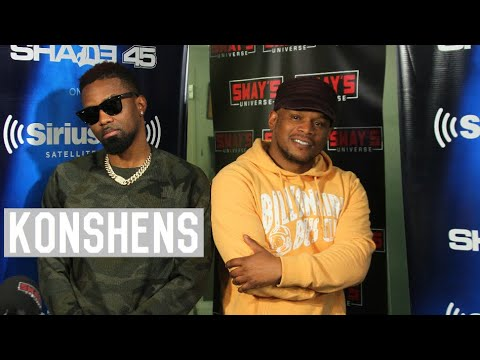 Konshens Checks The Older Generation Complaining About The New Generation of Music
