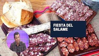 Gustavo Ochetti - Fiesta del salame en Oncativo