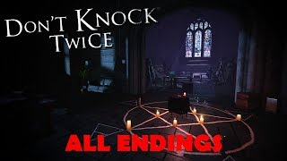 Don't Knock Twice All Endings