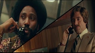 BlacKkKlansman was Phenomenal