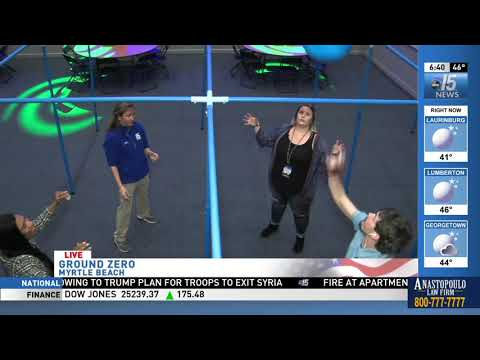 Amanda Live at Ground Zero - WPDE ABC 15