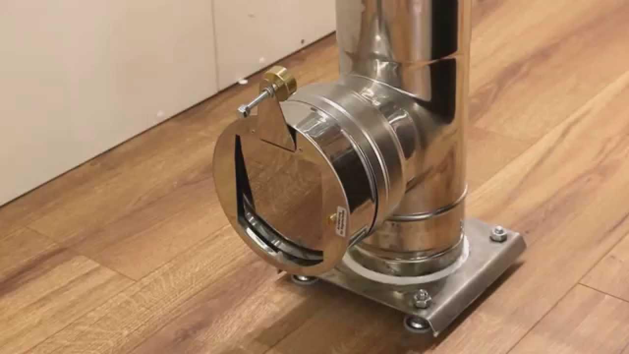 Ferlux Mercuri Cook. Компактная чугунная отопительная печь-камин .