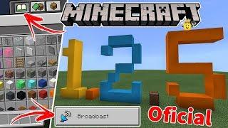 ⭐️Nova Versão Minecraft 1.2.5 Oficial/ com Novas Funções !!!📥