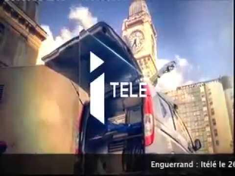 Bertrand Blier et Enguerrand Guépy évoquent Patrick Dewaere sur i-Télé