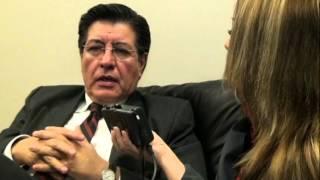 ENTREVISTA A MINISTRO MARCO NUÑEZ-MELGAR SOBRE PEXs sept 2012 (parte 1/3) thumbnail