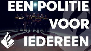 Politie #PRO247 Wij zijn een politie voor iedereen