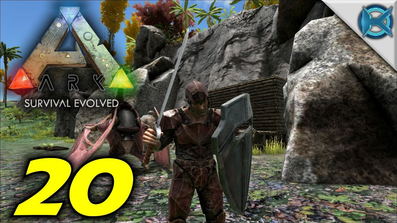 Ark survival evolved ep 20 sword shield gameplay lets ark survival evolved ep 20 sword shield gameplay lets play s2 youtube malvernweather Choice Image