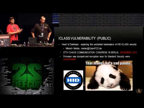 DEF CON 22 - Advanced Red Teaming - All Your Badges Are Belong To Us