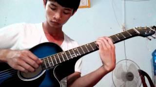 Hoa sứ nhà nàng - guitar solo - Cover by Quang