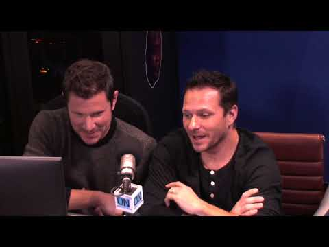 ON With Mario Lopez - 98 Degrees Interview
