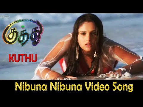 Kuthu - Nibuna Nibuna Video Song | STR | Divya Spandana | Karunas
