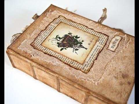 Nature Study No.1 - an heirloom journal