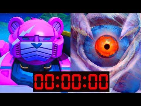 *EVENTO FINAL* ROBOT vs CATTUS ROMPERÁN EL MAPA FORTNITE Battle Royale