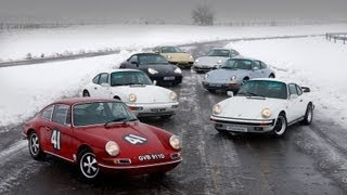 Porsche 911 at 50: Seven generations of 911 - autocar.co.uk