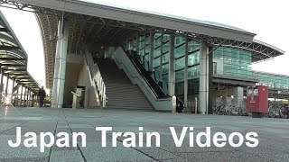 Download Video JAPAN TRAIN VIDEOS - JR Higashi-Shizuoka Station - Lost Japan MP3 3GP MP4
