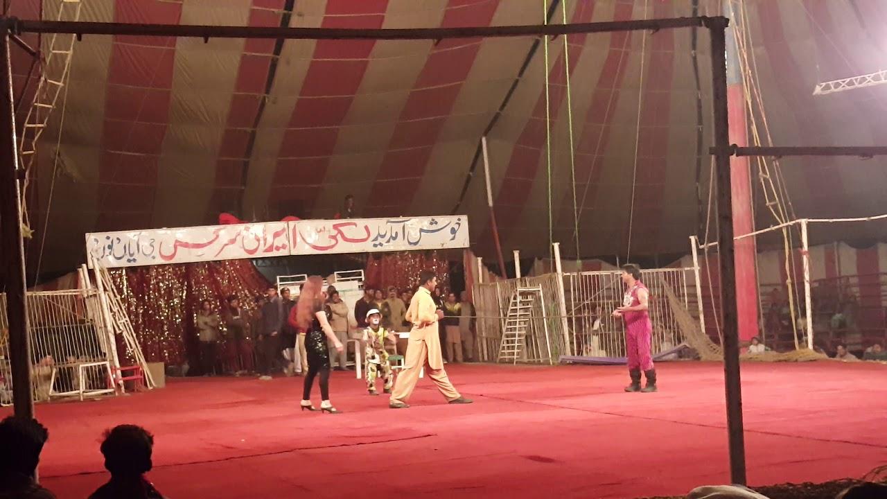 Humorous   Ukraine / Actors   fortunate irani circus   Mueed Bhatti