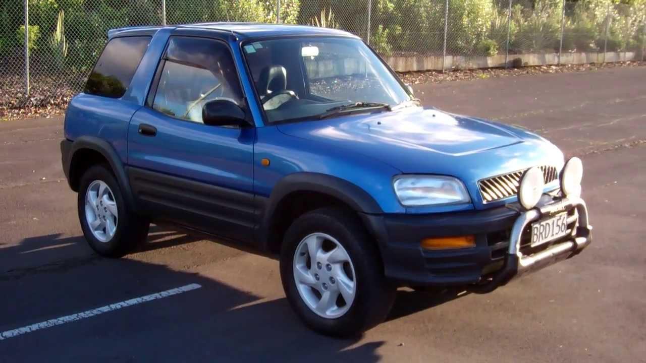 1997 Toyota Rav4 L No Reserve Cash4cars Cash4cars