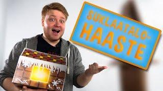 RAKENNETAAN PILVENPIIRTÄJÄ SUKLAASTA!