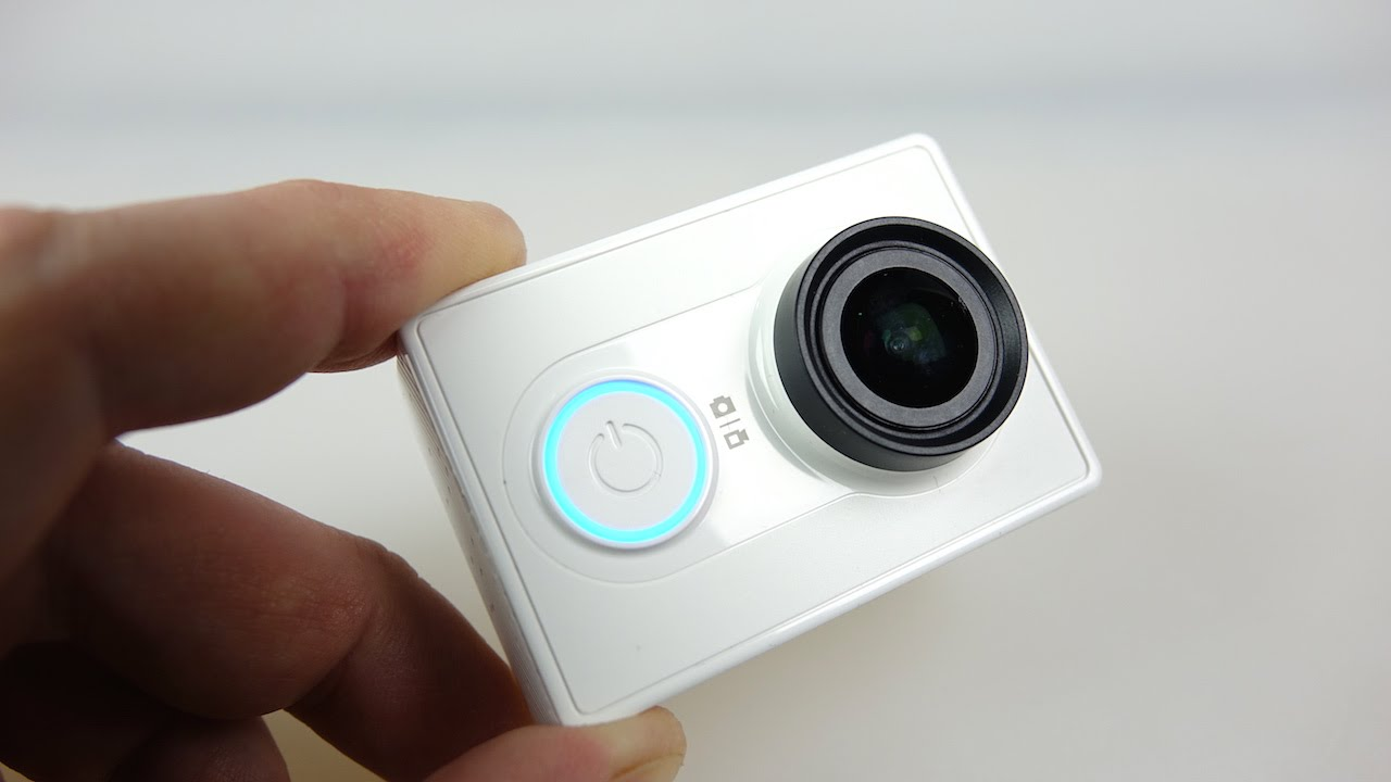 Xiaomi Yi Action Camera - Full Review with Sample Footage