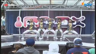 Theree Six One Crew, Jakarta (Peserta Final Weekly Inbox Dance Icon Indonesia 2)
