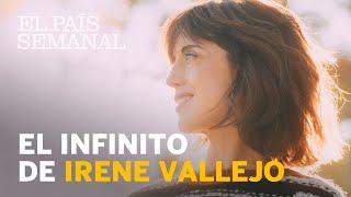 El infinito de Irene Vallejo