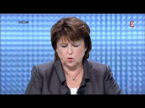 Aubry et Hollande s'accrochent sur l'éducation - Le Figaro