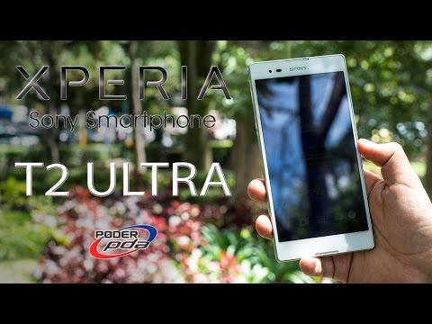Sony Xperia T2 Ultra - Análisis en México