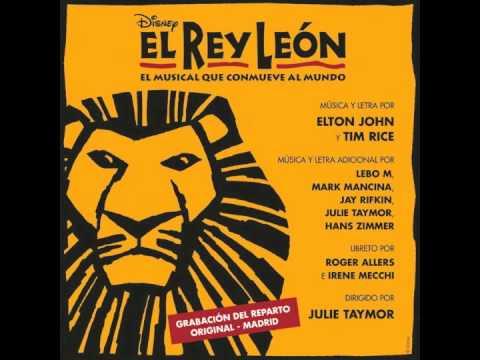 El rey león  Noche sin fin