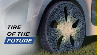 The Visionary MICHELIN Concept Tire thumbnail