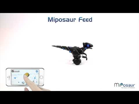 Miposaur Tutorials- The