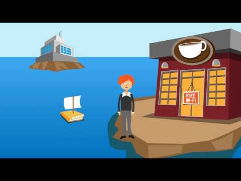 VPN for Safety: MediaPro Security Awareness Animation