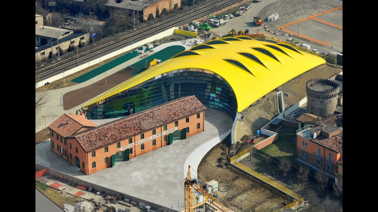 Museo Casa Enzo Ferrari Modena Emilia Romagna Italy