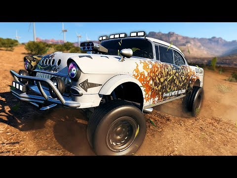CRAZY OFROAD SUPERBUILD CAR! - Need For Speed Payback #3