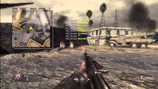 World At War PS3 USB Multi Mod Menu (no Jailbreak)