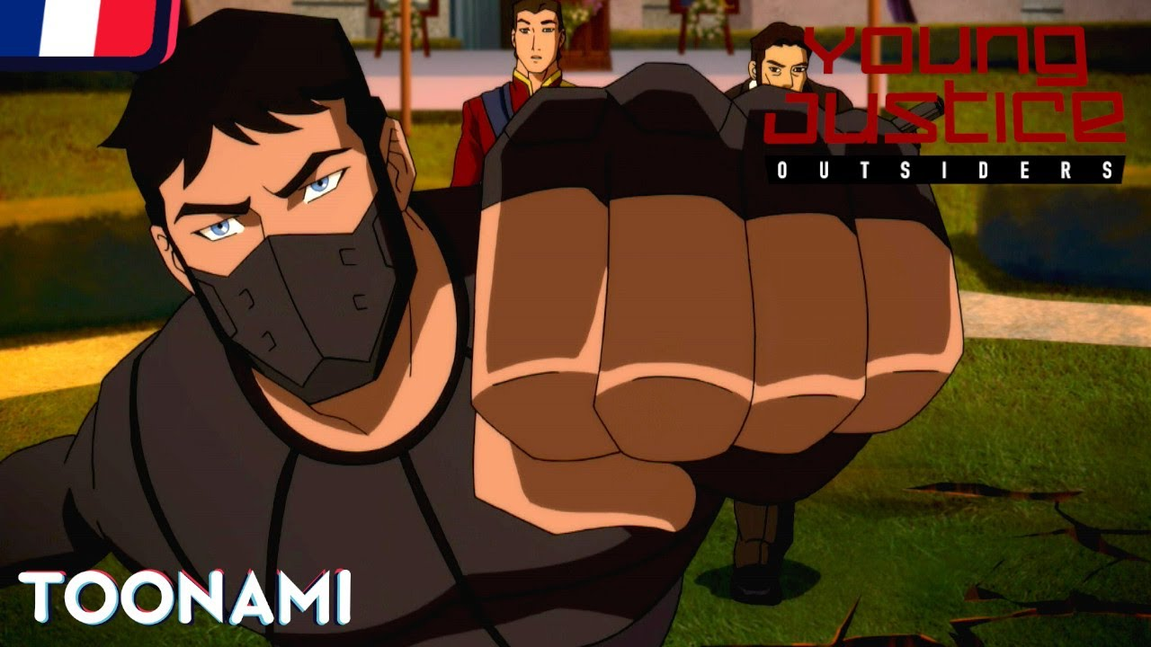 Download Young Justice Outsiders 🇫🇷   Menace imminente [Episode #3]