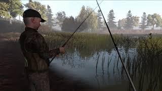 Pro Fishing - 3D Player model