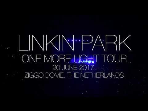 Linkin Park 2017 LIVE 'One more light' Tour Amsterdam 20 June Ziggo Dome