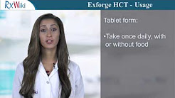 Exforge HCT Medication Overview